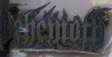 Behemoth - Logo Metalpin