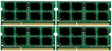 NEW! 32GB 4X8GB PC3-12800 1600MHz DDR3 MEMORY for Laptop Notebook Computers