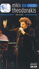 Mikis Theodorakis : The Greek (4 CD + booklet)