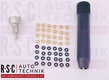 Komplettsatz: Anschlussdichtungen für Verdeckhydraulik-Zylinder Mercedes R129