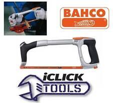 "BAHCO ERGO 325 Professional 12"" 300mm Heavy Duty Metal Hacksaw & Sandflex Blade"