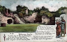 Rothesay Castle # 151 by R.P.Phillimore.