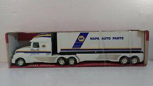 Nylint Steel 9020-Z NAPA Steel Tractor Trailer Truck Semi Hauler Made in USA