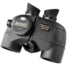 7x50 Binoculars Compass Navigator BAK4 Prism Fully multi-coated Marine Binocular