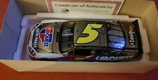 Mark Martin #5 Carquest 2011 Impala 1:24 scale Action NASCAR Brushed Metal-Rare!