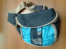 Greece Athens 2004 Olympic Games .Vintage Waist Bag .New Old Stock