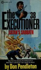 The Executioner #38, Satan's Sabbath by Don Pendleton, Good Book