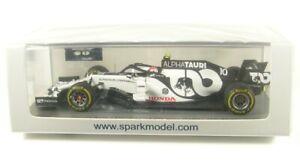 Alphatauri AT01 No.10 Winner Italian Gp Formula 1 2020 (Pierre Gasly ) 1:43