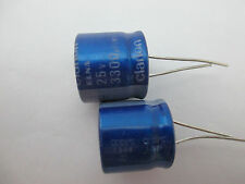 2pcs ELNA clarion 3300mfd 25v 3300uf Audio Electrolytic Capacitor 16*20mm 85℃