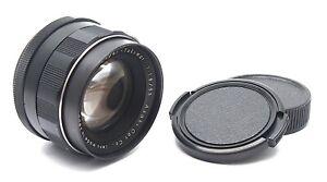 Asahi Pentax Super-Takumar 55mm F1.8 M42 Mount Lens - UK Dealer