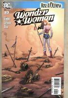 Wonder Woman #33-2009 vf/nm 9.0 Gail Simone Aaron Lopresti Standard Cover Ares