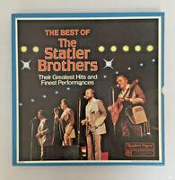 Vintage The Best Of The Statler Brothers Reader's Digest Vinyl 5 LP Boxed Set