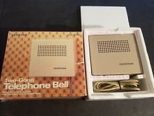 Neu in Box RadioShack-43-173A-Telephone-Extension-Bell