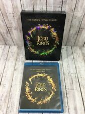 New ListingLord Of The Rings Trilogy Blu-Ray Digital Copy 3 Disc Set - Digital Copies Only