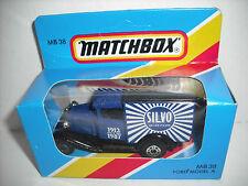 Matchbox Superfast Diecast Vehicles