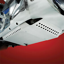 HONDA GOLDWING GL1800 2001 THRU 2015 ALUMINUM BELLY PAN  CHROME           52-817