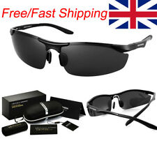 420ea10203 Cool Aviator Sunglasses Men s Polarized Classic Driving glasses with Gift  Box UK