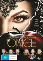 Once Upon A Time : Season 6 (DVD, 6-Disc Set) NEW