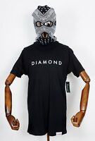 Diamond Supply Co T-Shirt Shirt Tee Practice Black in M