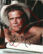 8.5x11 Autographed Signed Reprint RP Photo Lee Majors The Fall Guy