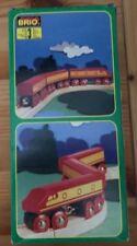 33418 BRIO Wooden Train Red Diesel! Sweden! Thomas! NEW