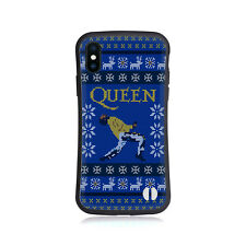 OFFICIAL QUEEN CHRISTMAS HYBRID CASE FOR APPLE iPHONES PHONES