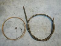 HONDA XL350//K 74-75 GXMOTOR CLUTCH CABLE