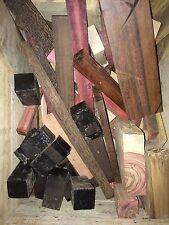 Drechselholz Edelholz Bastelholz 5kg Überseeholz Cocobolo Palisander Mahagoni