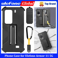 Ulefone Phone Cover Case For Armor 11 5G Original Case +Belt Clip and Carabiner