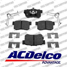 4pcs Brake Pad-Ceramic Rear Set 14D1086CH For Honda CR-V Crosstour Odyssey