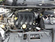 RENAULT MEGANE 1.6 K4M 858 ENGINE