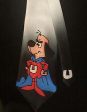 L@@K! Underdog Satin Neck Tie - Shoeshine Boy Sweet Polly Purebred