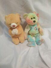 Ty Beanie Babies Lot Of 2, Peace + Hope