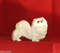 ^^Nymphenburg Porzellan Figur Figuren Pekinese Hund