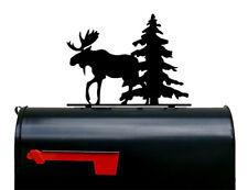 Moose Mailbox Topper / Plaque / Sign