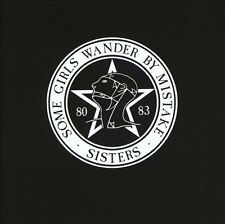 Some Girls Wander By Mistake by The Sisters of Mercy (CD, Apr-1991, Elektra (Label))