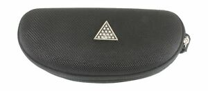 Snooker Canvas Glasses Case Black Moulded Gift Personalised 335