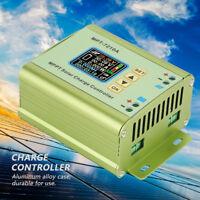 MPPT Solarregler Laderegler 24/36/48/60/72V mit TFT Farb-LCD Display MPT-7210A
