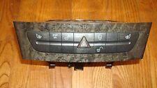 MERCEDES W211 E320 OEM ESP Heated Seat Lock Unlock Hazard Control A21168-0552