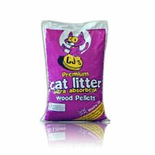 Cat Litter Wood Pellets 30 L Highly Absorbent Pine Fresh Biodegradable Premium