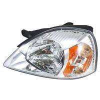 Headlight Headlamp Left For Kia Rio 2003 2004 2005