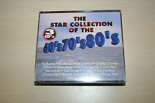 The star collection of 60's 70's 80's - dire straits, pat Boone, fixes - 3 CD 's rar