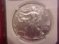 2012 Silver Eagle Dollar - First Releases - Ngc Ms 69 - See Pics! - (G815)