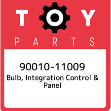 90010-11009 Toyota Bulb, integration control & panel 9001011009, New Genuine OEM