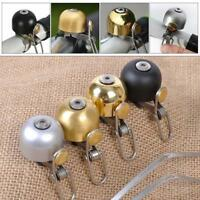 Retro Steel Cycling Handlebar Ring Bell Horn Bell 4 Color Bicycle Bells Alarm