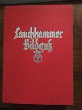 Lauchhammer Bildguß, Katalog 1933