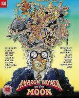 Amazonas Mujeres On The Moon Blu-Ray + DVD Nuevo Blu-Ray (101FILMS324)
