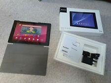 Sony Xperia Z2 Tablet, SGP511, 16GB Storage, 3Gb RAM, Wi-Fi, 10.1in - Black