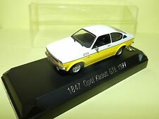 OPEL KADETT GTE 1977 SOLIDO 1847 1:43