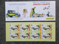 FRANCE carnet timbre JOURNEE DU TIMBRE 2001 LAGAFFE neuf ** TBE lot CH165